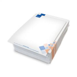 Carta intestata - quadricromia