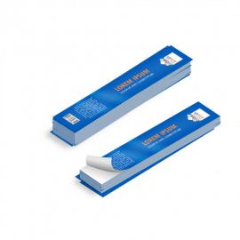 Etichette cm.3,5x21 adesiva patinata