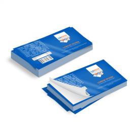 Etichette cm.7,4x10,5 adesiva patinata