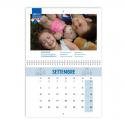Calendario A3 fogli 12+2 doppia pagina