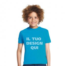 T-shirt junior girocollo Sol's Regent