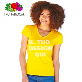 T-shirt donna Fruit of the...