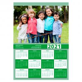 Calendario A3 foglio singolo