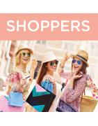 Borse shopper in tessuto personalizzate stampa full color