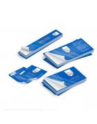 Etichette adesive in carta patinata opaca o lucida