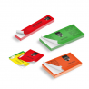 Etichette adesive carta colorata fluorescente