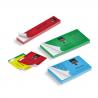Etichette adesive carta colorata